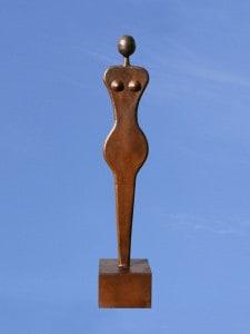 Nicole Allen - Sculpture-Ballerina