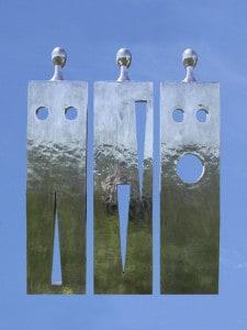 Nicole Allen - Sculpture-Threes-Company