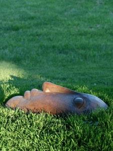 Nicole Allen - Sculpture-Stargazing II