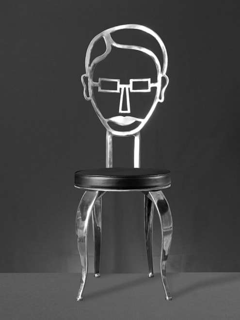 Nicole Allen - Sculpture-Face-Chai