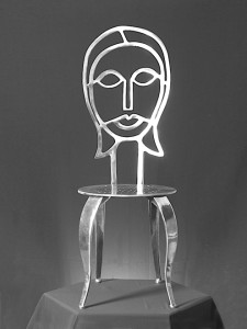 Nicole Allen - Sculpture-Chairs